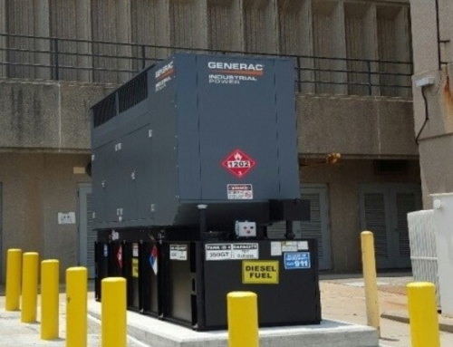 NAVFAC SE – Generator Replacement
