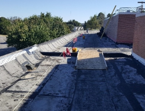 NAVFAC SE – Replace Roof, Building 316